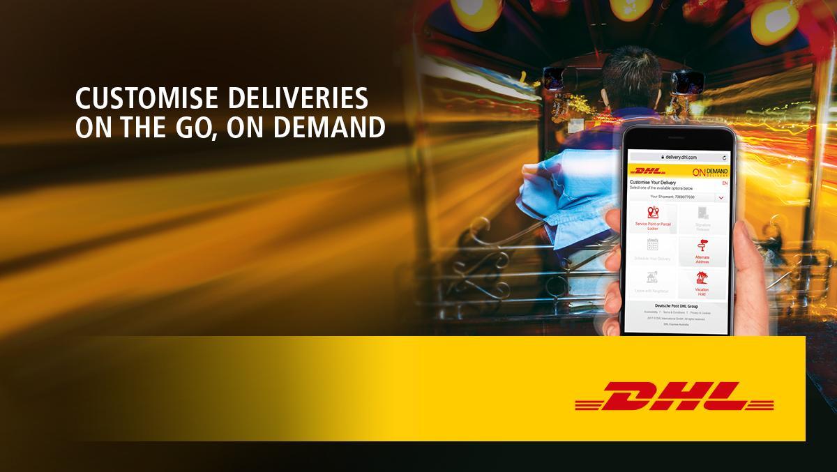ปรับเปลี่ยนการจัดส่งได้อย่างใจด้วย On Demand Delivery (ODD service)