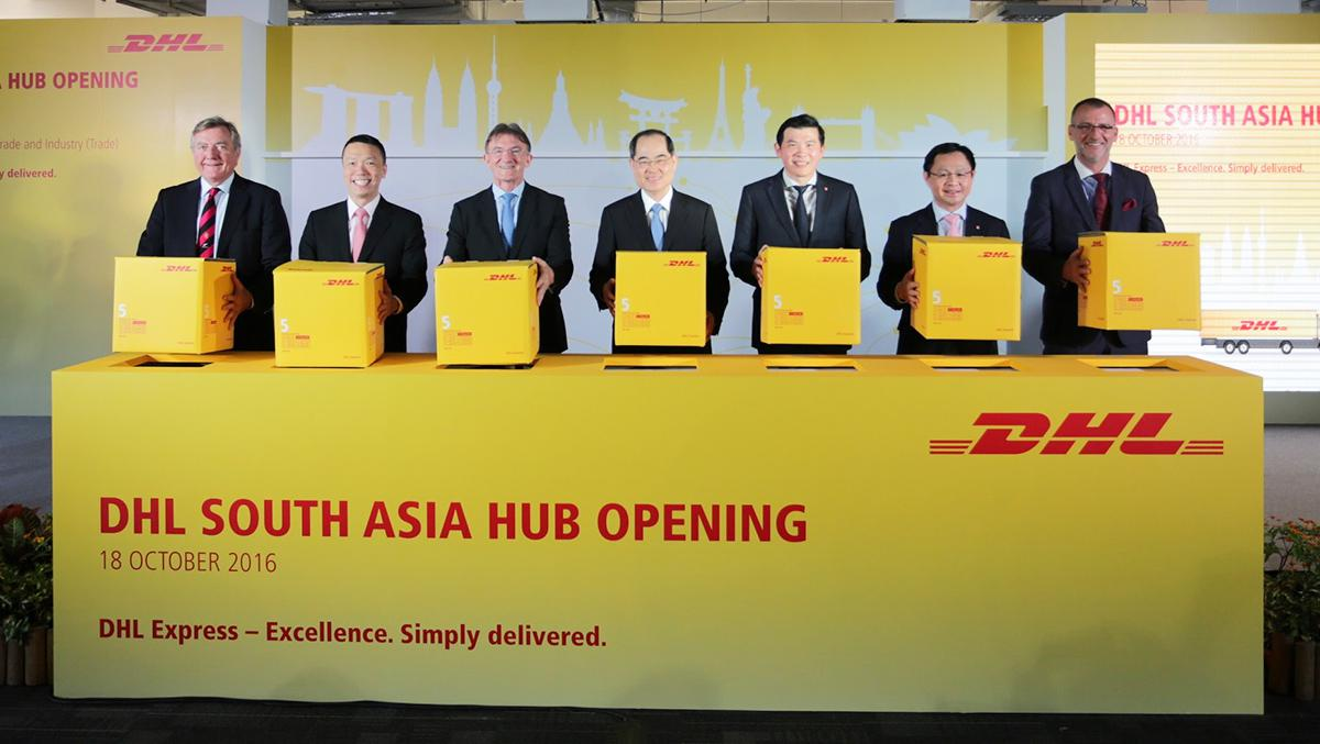 DHL Express bolsters regional trade with €85 million South Asia Hub